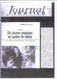 Journal du Textile - France
