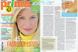 Prima Magazine - France