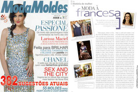 Moda Moldes Magazine - Brésil