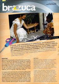 Brazuca Magazine - France