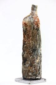 Long Stoned Vase