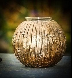 Woodcandle
