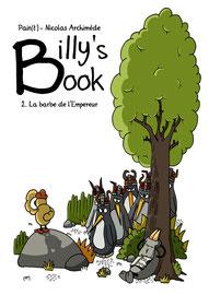 """Billy's Book 2 - """"La barbe de l'empereur"""""""