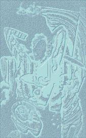"""""""Relief 3 / 2016"""" WVZ 4223 a / datiert 2016 Limitierter Fine-Art-Print 1 v. 5 nach Abruf auf Hahnemühle Museum-Etching-350g-Papier (oder ähnlich) / Maße b 40 cm * h 60,0 cm"""