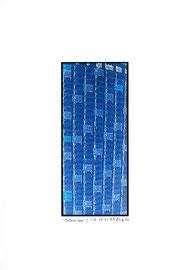 """""""Millenium C 1/1"""" / """" Werkverzeichnis 2.569 / datiert 31.12.99 / PC-Zeichnung als Tintenstrahldruck auf Papier / Maße b 21,0 cm * h 29,7 cm"""