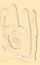 """""""Relief 6 / 2016"""" WVZ 4221 a / datiert 2016 / Limitierter Fine-Art-Print 1 v. 5 nach Abruf auf Hahnemühle Museum-Etching-350g-Papier (oder ähnlich) Maße b 40 cm * h 55,0 cm"""