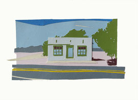 Post Office (14x7,5cm)