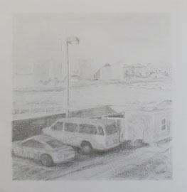 Car Park (30x31cm)