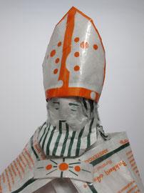 Sinterklaas (detail)