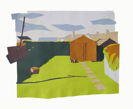 Shed (46x36cm)