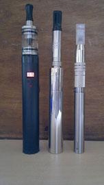 The Vapor auf Lava 1.0 / Buli A2 auf 510N / LS-T auf Ego