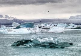 Jökulsárlón: Gletscherlagune am Vatnajökull, Island