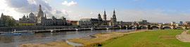 Dresden - Heimatstadt von Dr. Kumpf
