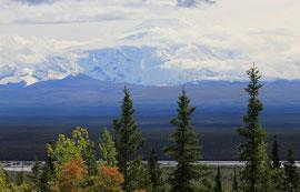 WRANGELL-MOUNTAINS - ALASKA