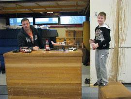 Ralf und Kevin Otten