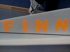 Finns erster eigener Flieger