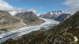 Ghiacciao Aletsch - Bettmeralp
