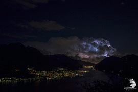 Civenna - thunderstorm