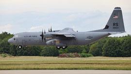 US Air Force Lockheed Martin C-130J-30 Hercules 08-8604 / RS (cn 382-5612)