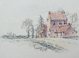 Bunderhee, Steinhaus