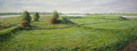 º Leerort, Schanze, o/a/p, 80x30cm