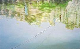 "Wuhu, 30"" x 48"" / 芜湖, 66cm x 122cm, 2012"