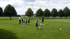 Jugendfußball Bambini