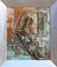 """"""" Venise """" 54 x 65 -  790€"""