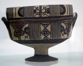 Bowl, Larnaca Archaeological |Museum