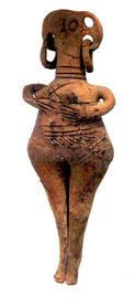 Astarte figure, Larnaca Archaeological Museum
