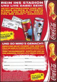 DFB, 2006, CocaCola, 'Kahn-Ballack, CocaCola Dosen'