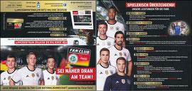 DFB, 2016, 'Fan-Club Nationalmannschaft', Schweinsteiger, Neuer u.a