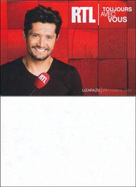 Lizarazu, 2013, RTL 'Toujours avec Vous'