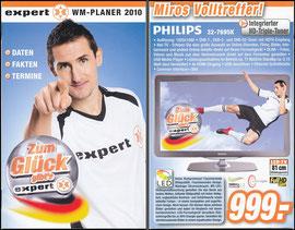 Klose, 2010, Expert 'WM Planer'
