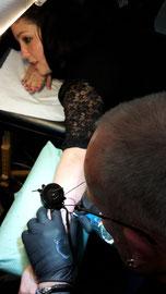 Tattoo-Convention Francoforte 2015 Mauri Manolibera / Mauri's Tattoo & Gallery