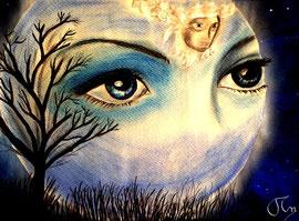 Die Seele des Mondes