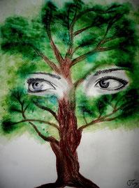 Die Seele des Baums