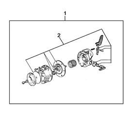 Bomba para elevación de combustible de Ford 5000 y 6600