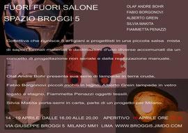 Olaf Andre Bohr, Fabio Borgonovi, Alberto Grein, Silvia Makita, Fiammetta Penazzi.