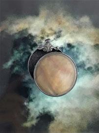 "Eva Tesarik - Brosche aus der Serie ""Moonlight"""