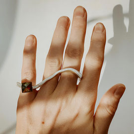 "Magdalena Track - Ring ""Souvenir"""
