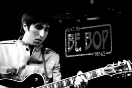 "Be bop club ""Tthe Beatles in concert"""
