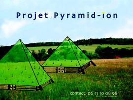 maquette de la bannière annoncant le projet