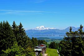 Mont-Blanc - Belvédère du Revard