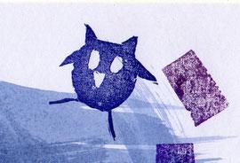 Stempel/ Linolschnitt