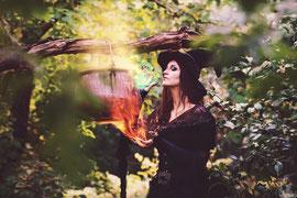 hexengebraeu | 201510 • www.visovio.de • |hexenwerk, witch, hexenkessel, zaubern, stargazer