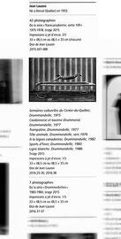 Dans le plus récent Rapport annuel du Musée des beaux-arts de Montréal (2015-2016) chapitre Acquisitions, rubrique Art québécois et canadien.