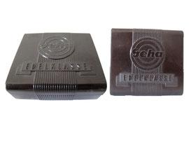 Geha Edelklasse, Geha-Werke (Kurzform für Gebrüder-Hartmann-Werke)  - Länge 7 cm, Breite 6.7 cm, Höhe 3 cm