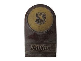 Pelikandose hoch -   Breite 6.5 cm, Tiefe 2.7 cm, Höhe 11 cm