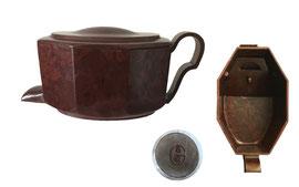 Schnabeltasse, Herst. unbekannt - Länge ca. 15 cm, Breite 7 cm, Höhe ca. 6.5 cm